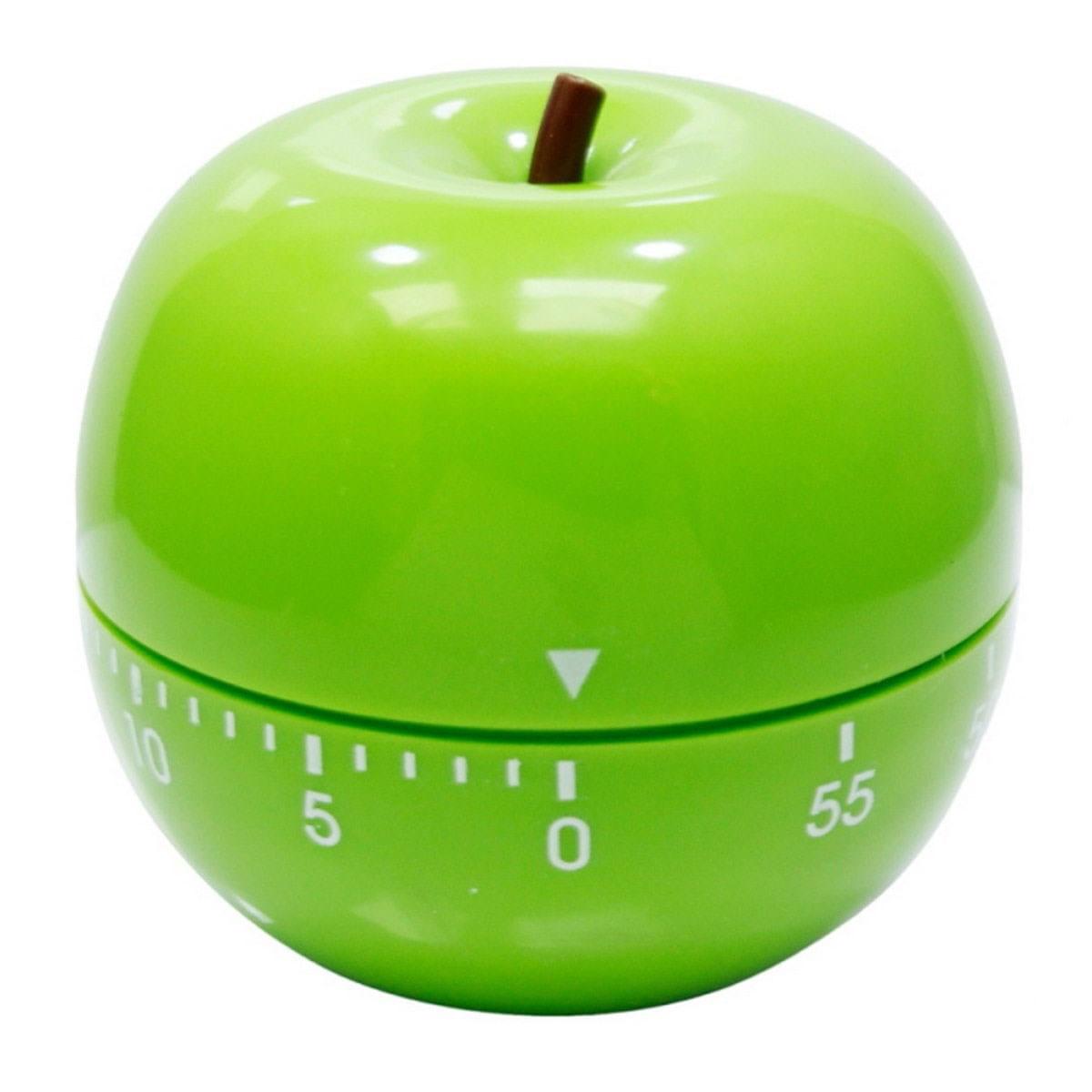 60 Minute Timer Apple Shape