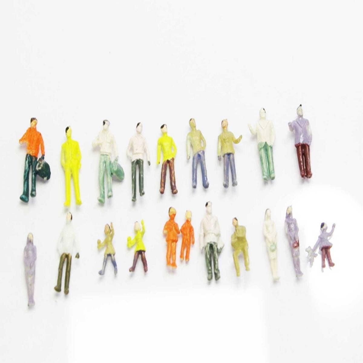 Architectural Miniature Figure Model