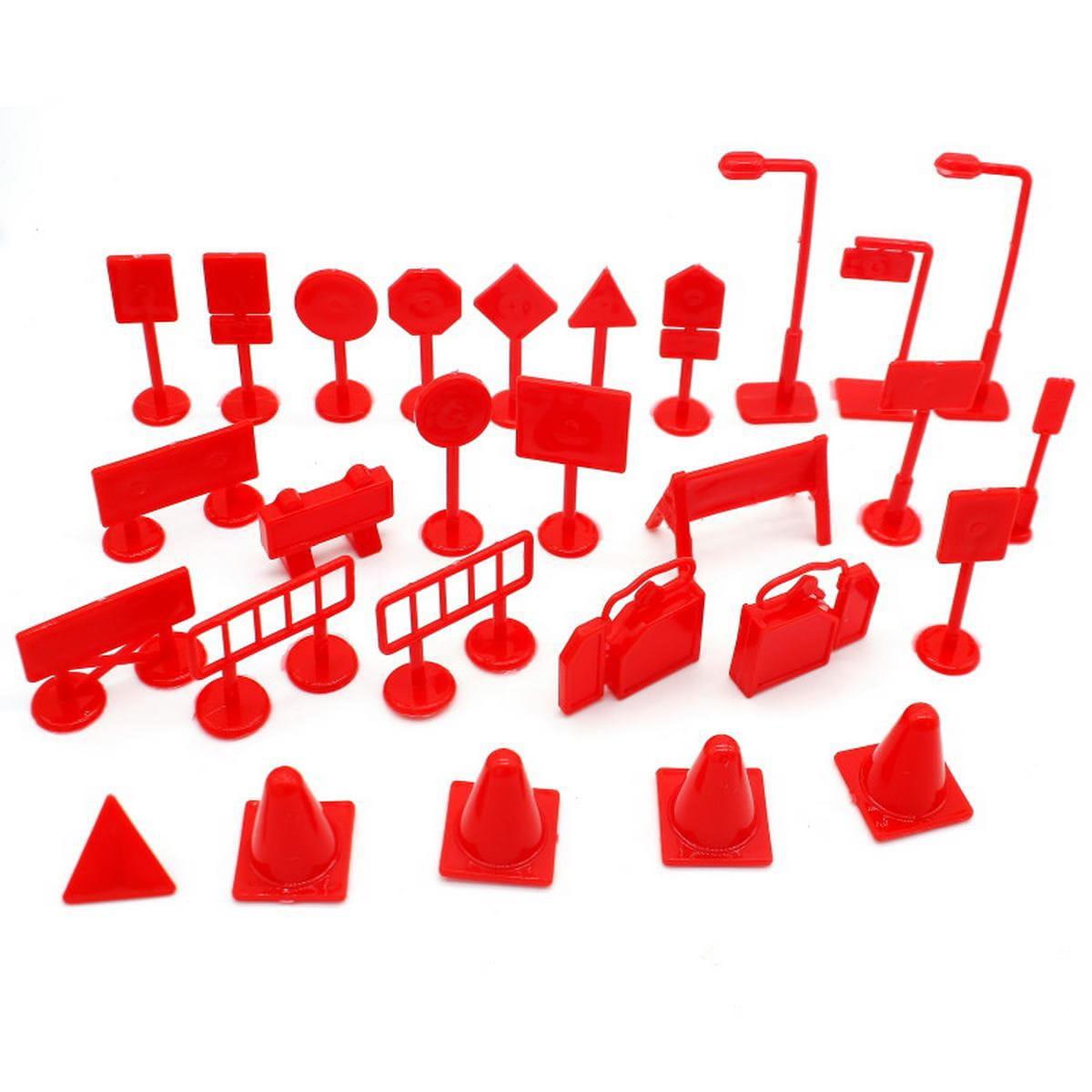 Miniature Fire Signal Board Set