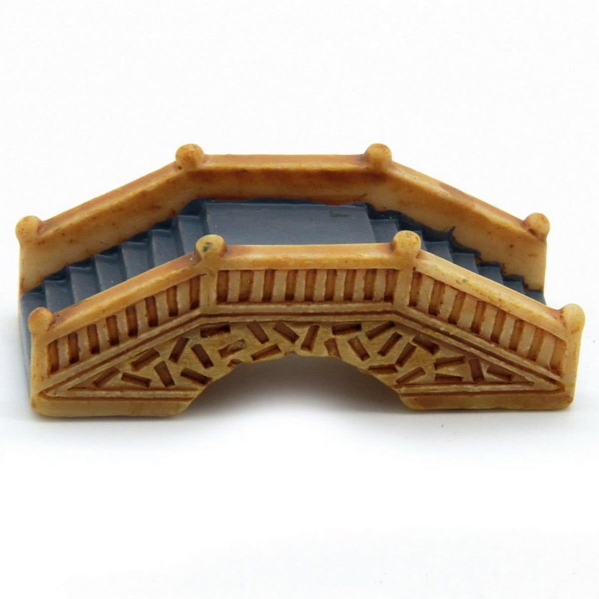 Miniature Wooden Bridge